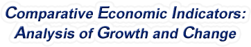 Michigan - Comparative Economic Indicators: Analysis of Growth and Change, 1969-2017