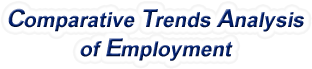 Michigan - Comparative Trends Analysis of Total Employment, 1969-2016